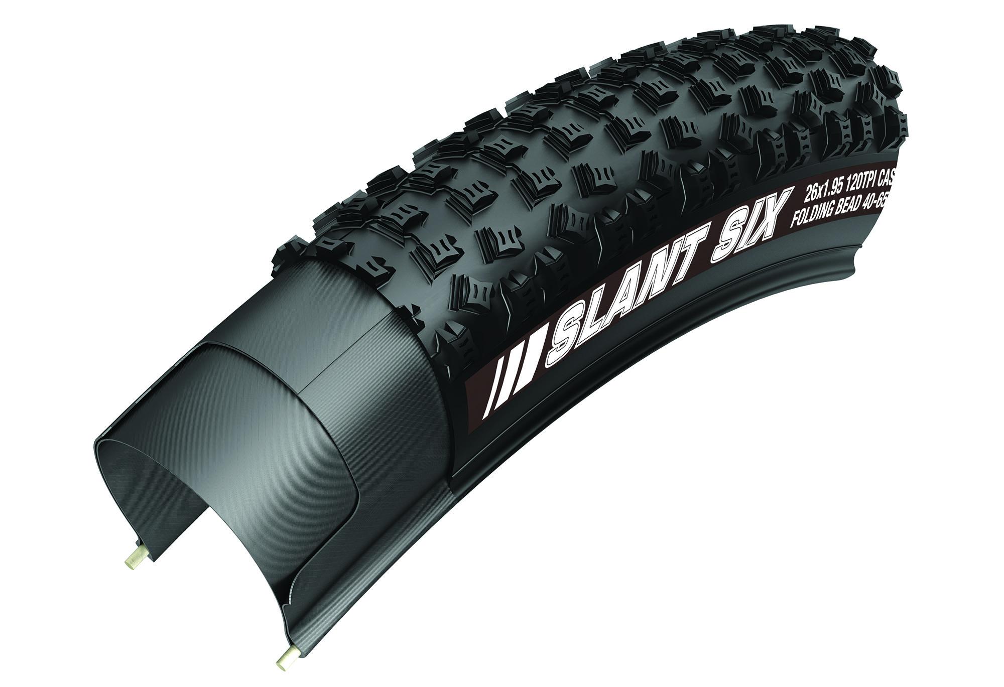 Kenda Slant Six 29 x 2.2  Folding Mountian Bike Tire Slant 6 DTC