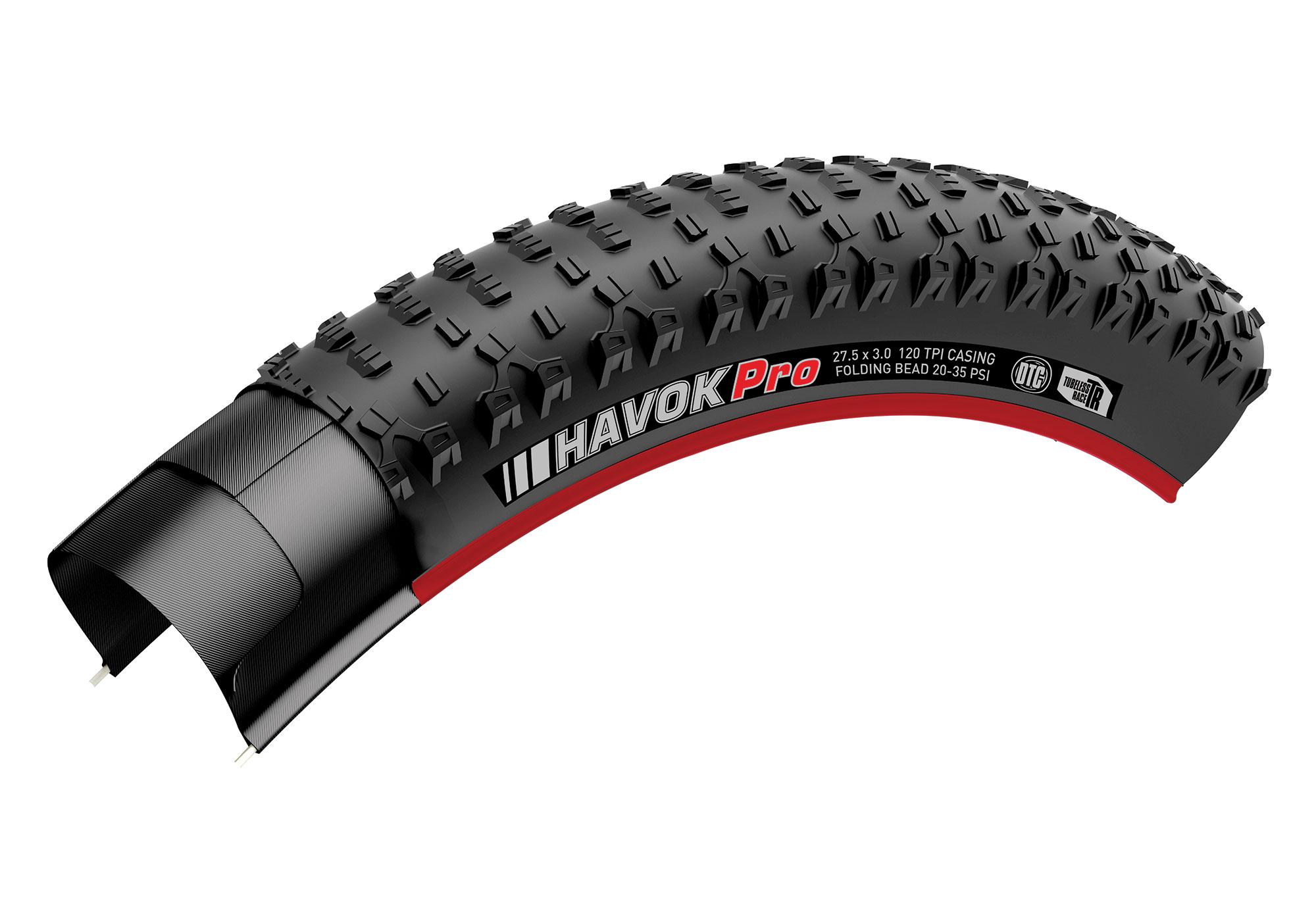 Kenda Tires Bicycle Havok Pro Mountain Bike Tires