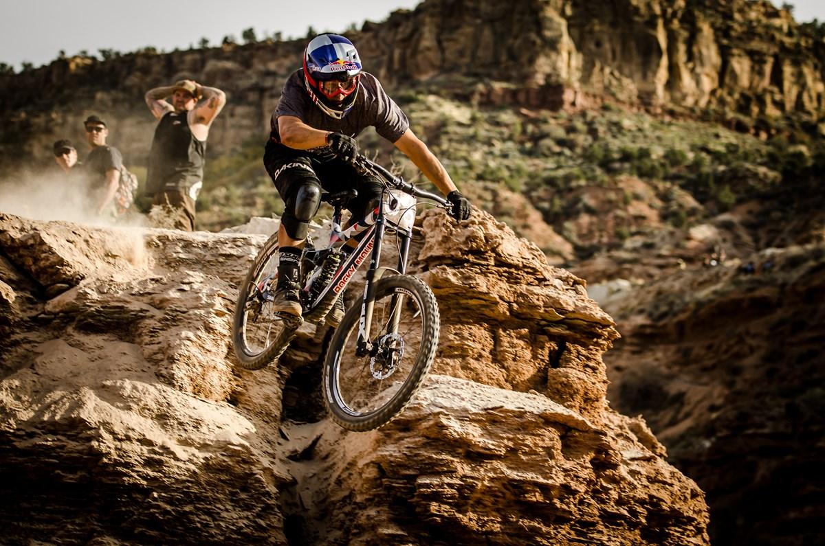 ddf2596138b Kenda Tires   Bicycle   Kyle Strait and Carson make Rampage ...